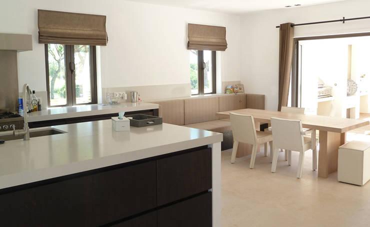 Vakantiewoning Portugal:  Keuken door design iD