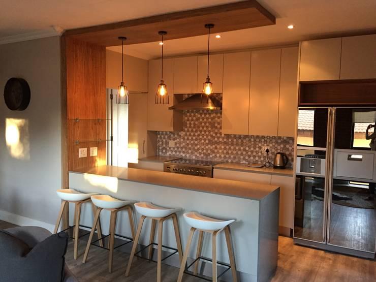 3:  Kitchen by Duvenci Interiors