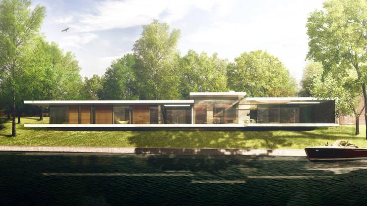 Rumah oleh HollandGreen, Modern