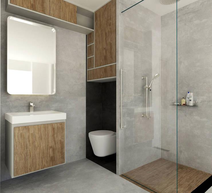 حمام تنفيذ BEA Mimarlık İnşaat Limited Şirketi
