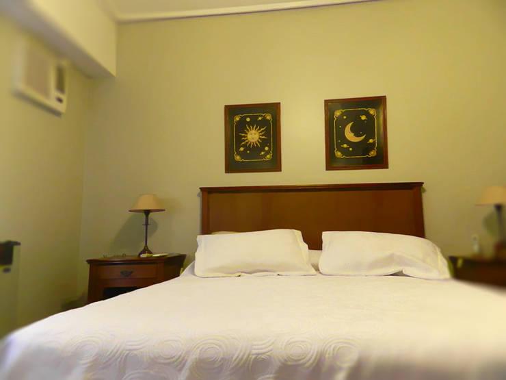 Vivienda en Olivos: Dormitorios de estilo  por TNArquitectura,