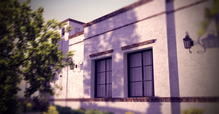 Proyecto vivienda:  de estilo  por TNArquitectura