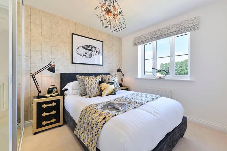 غرفة نوم تنفيذ Graham D Holland