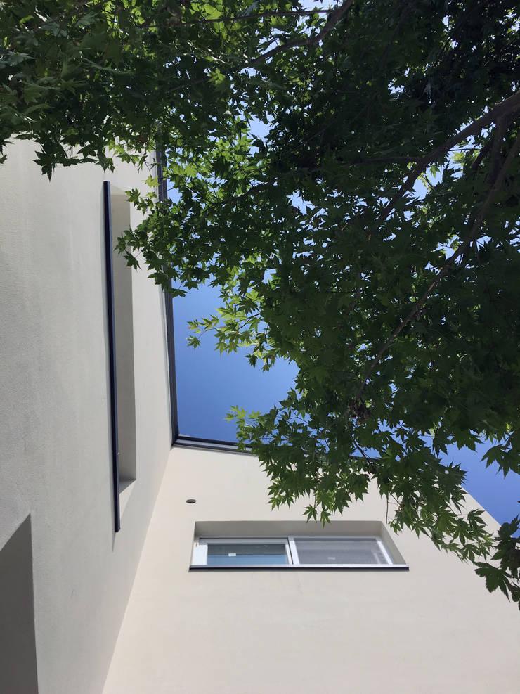 운중동 주택 : 원더 아키텍츠 / Wonder Architects의  주택,모던