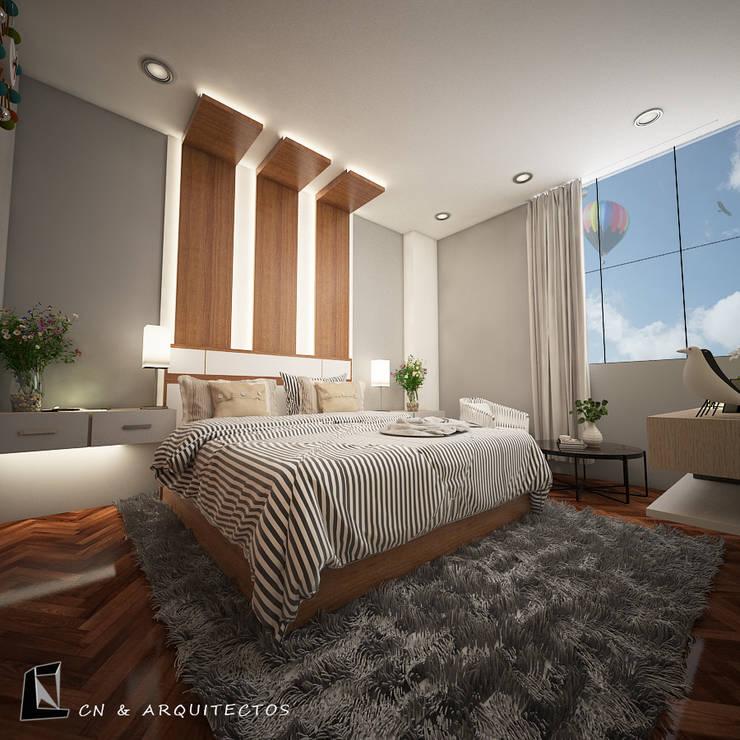 modern  by CN y Arquitectos, Modern