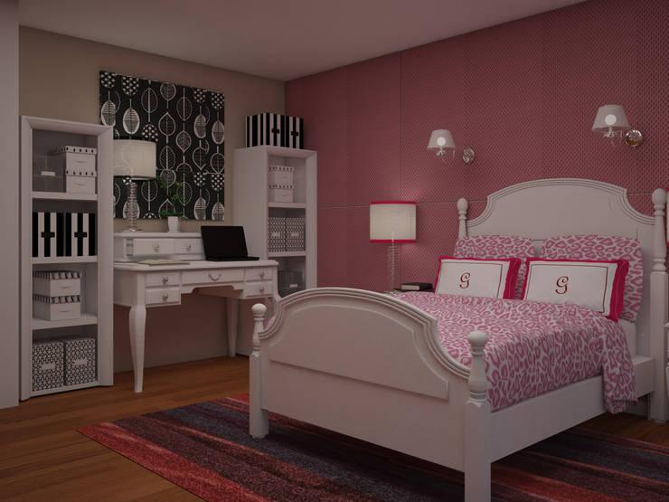 Rec maras modernas juveniles para mujer y c mo decorarlas for Decoracion de cuartos para jovenes mujeres