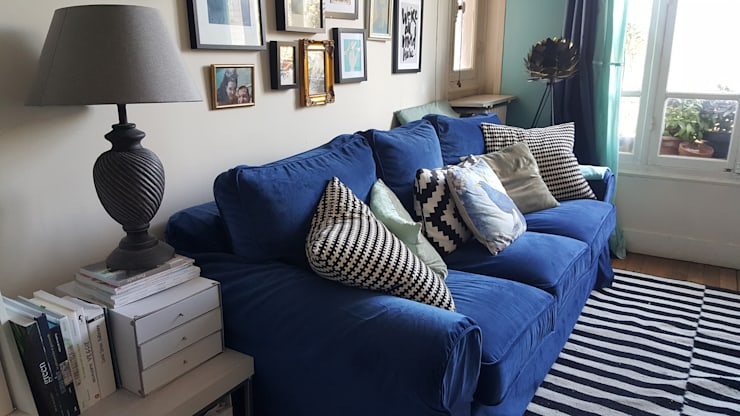 Replacement Slipcovers Ikea Ektorp Sofabed With Blue