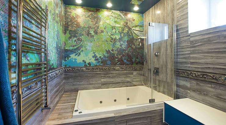 Проект Удачный Ремонт: Ванные комнаты в . Автор – Проект - Удачный Ремонт