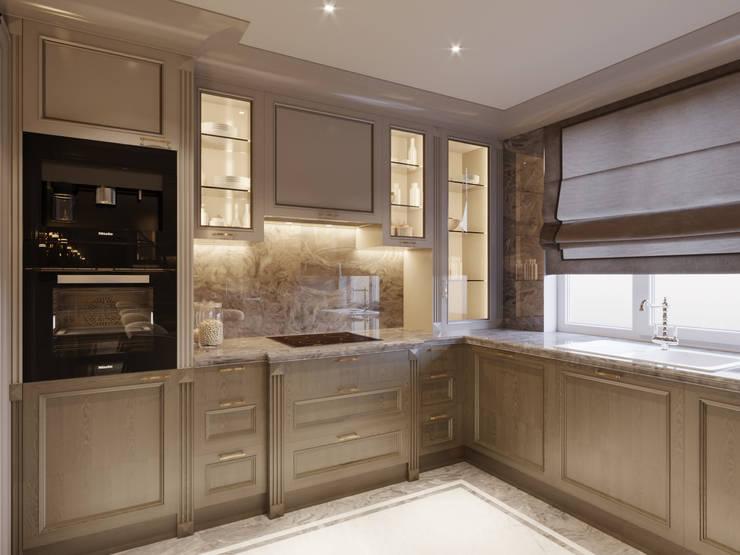 Интерьер кухни: Кухни в . Автор – Diana Tarakanova Design
