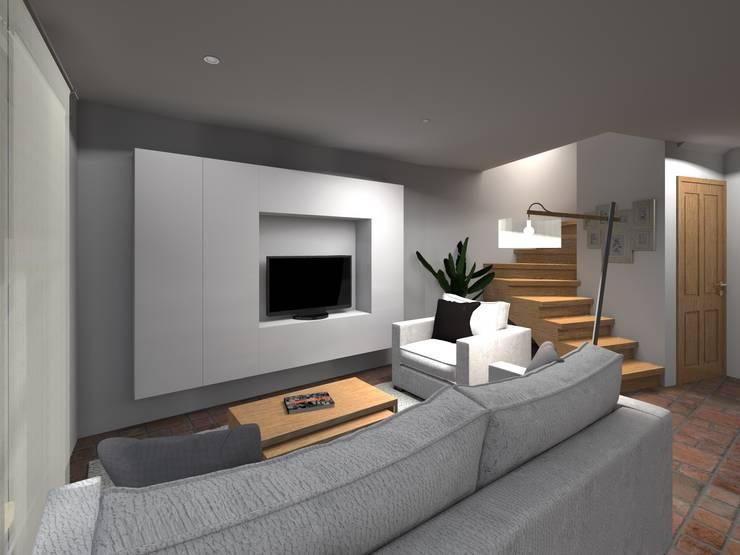 maison annecy:  de style  par LSAI