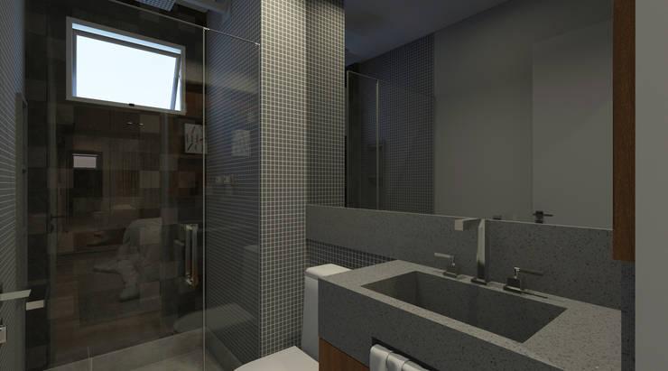 حمام تنفيذ Espaco AU