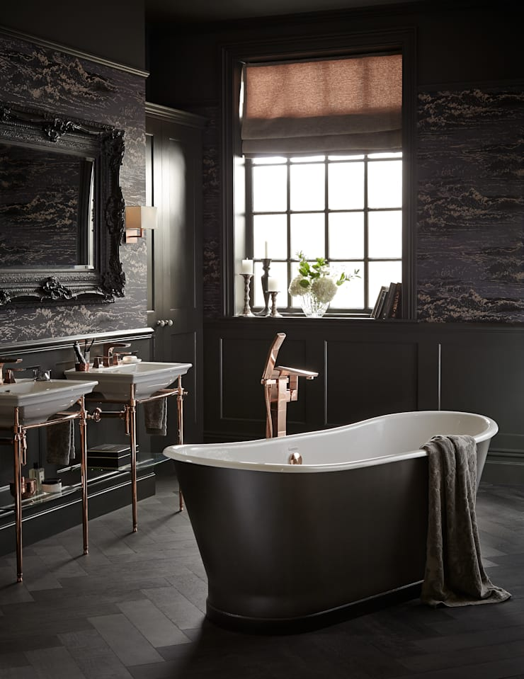Statement Baths By Heritage Bathrooms Homify