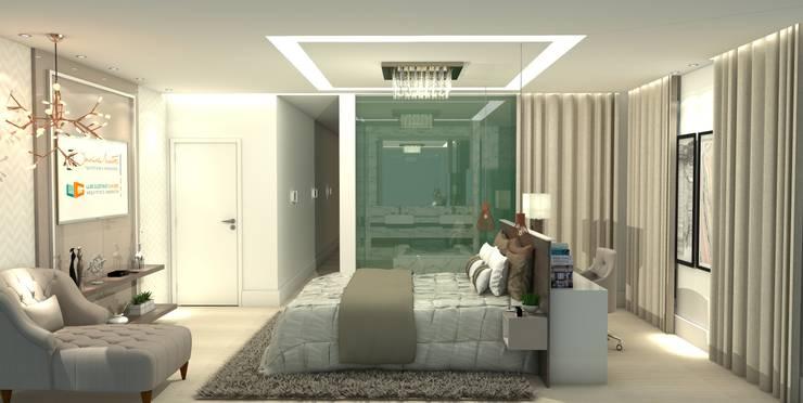Classic style bedroom by Matos Xavier Arquitetura Classic