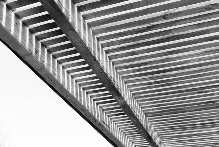 Techo: Terrazas  de estilo  por RENOarq