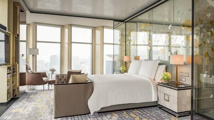 호텔 객실: (주)기성마루의  방