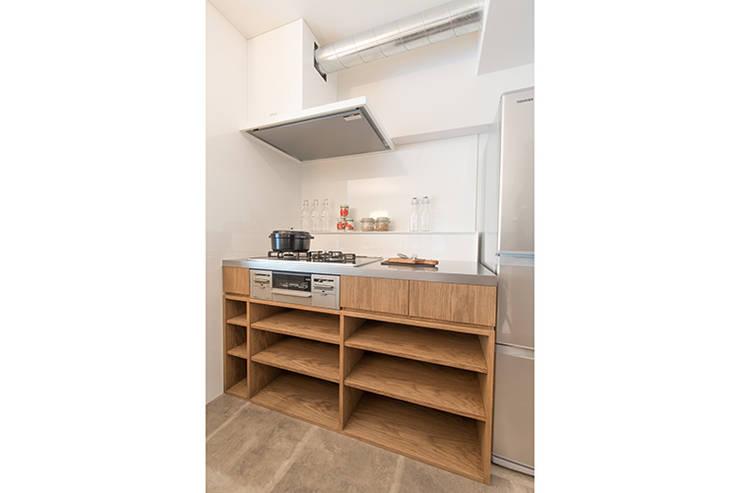 ห้องครัว by SWITCH&Co.