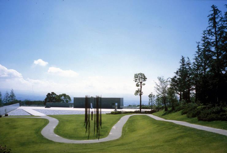 上部ガーデン: 株式会社ラウムアソシエイツ一級建築士事務所が手掛けた美術館・博物館です。