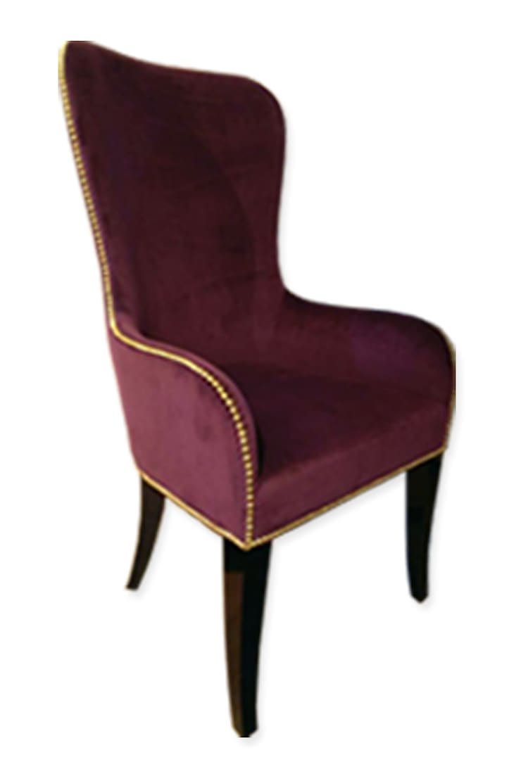 Dining Chair:  Dining room by Total Interiors Solutions Pvt. ltd.