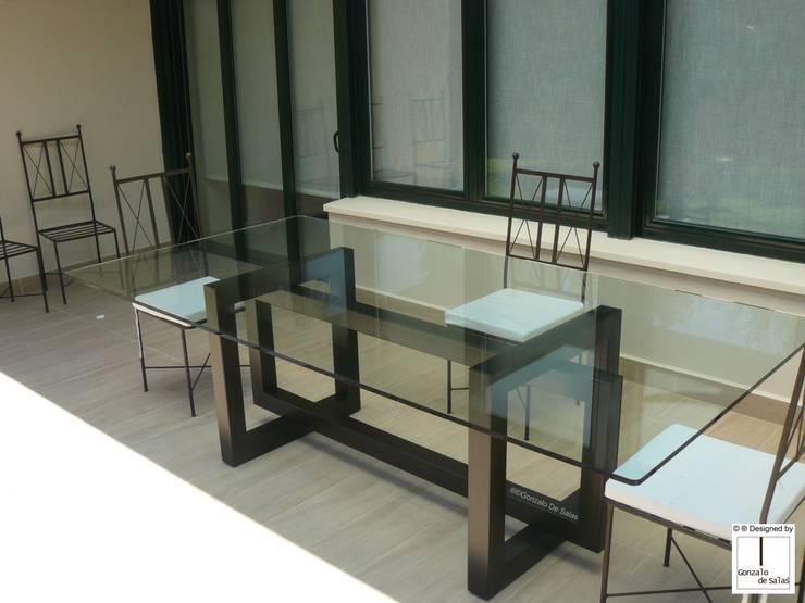 moderne Eetkamer door GONZALO DE SALAS