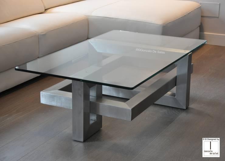 L nea alto dise o mesas de centro de gonzalo de salas - Disenos de mesas de centro para sala ...