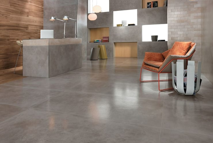 Pavimenti Per Soggiorno E Cucina : Pavimenti moderni: 32 idee per ogni tipo di casa