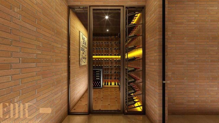Wine cellar by Edr Cristal - Adegas Climatizadas, Classic Glass
