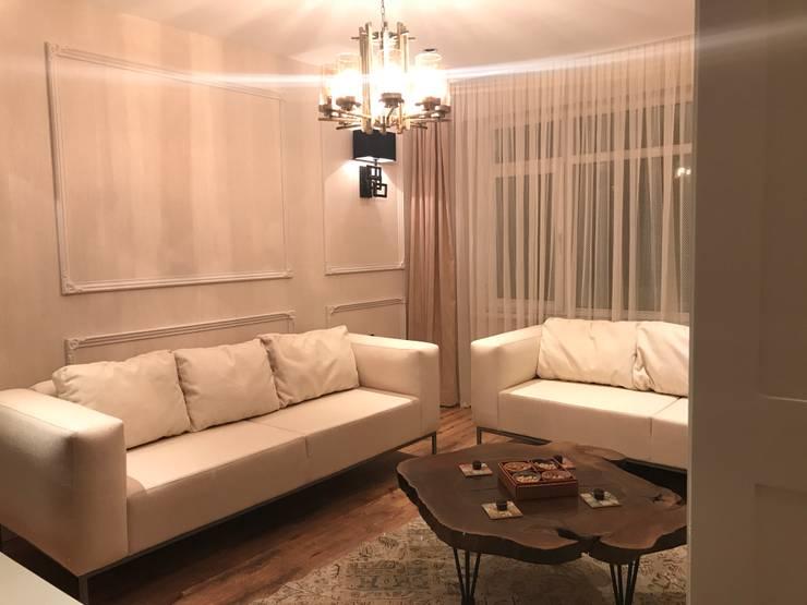 Ruang Keluarga by 50GR Mimarlık