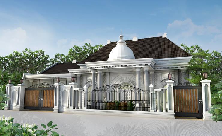 Rumah Klasik:   by zoelsitektur