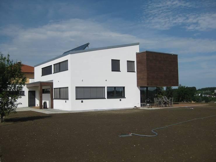 Ansicht Gebäude:  Häuser von TEPASS Architektur GbR
