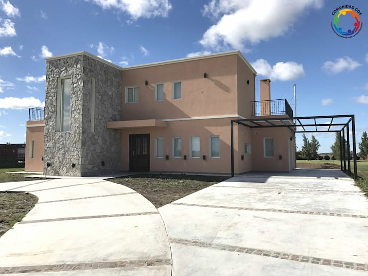 房子 by Comunidad CO3, 現代風