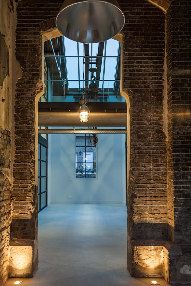 Lichtplan :   door ML Interieurarchitectuur