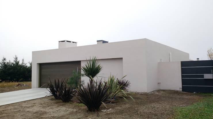 Proyecto Quincho en Las Rosas: Casas de estilo  por ARBOL Arquitectos ,