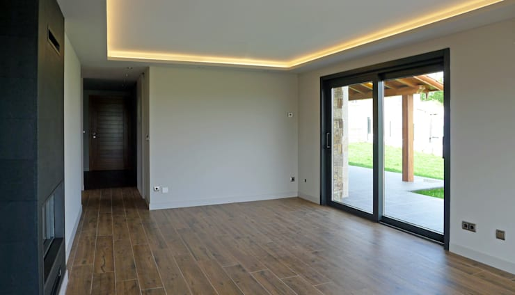 Phòng khách by AD+ arquitectura
