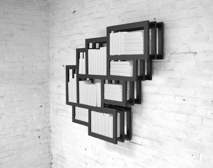 modern  von Studio Gerard de Hoop , Modern Holz Holznachbildung