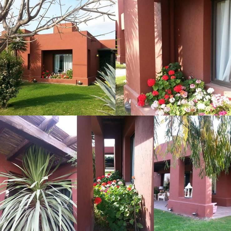 Vivienda : Casas de estilo  por Estudio Karduner Arquitectura,