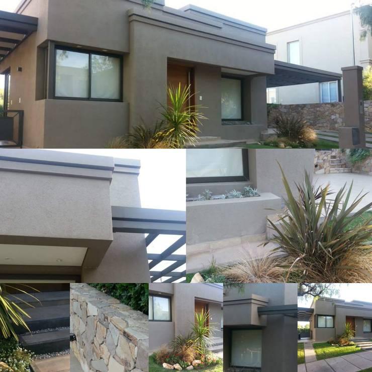 房子 by Estudio Karduner Arquitectura, 古典風 磚塊