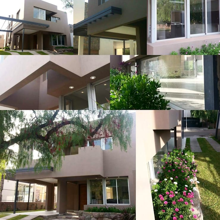 Modern houses by Estudio Karduner Arquitectura Modern Bricks