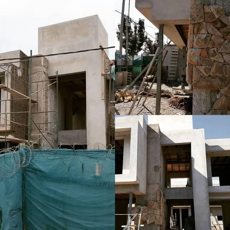 Departamentos : Casas de estilo  por Estudio Karduner Arquitectura