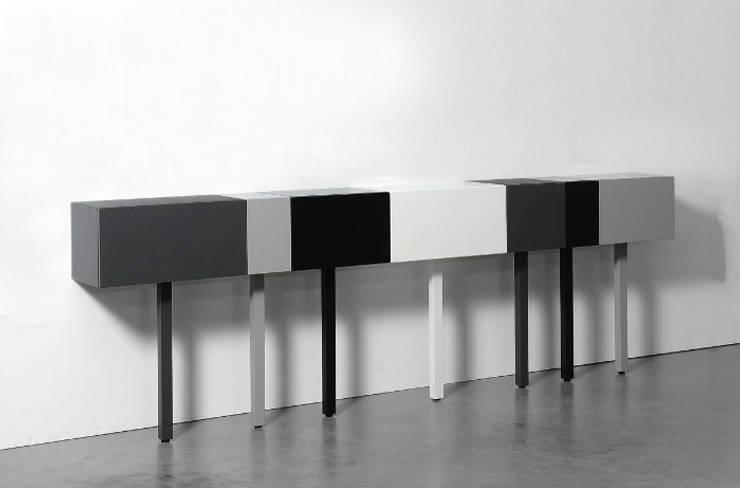 STICKS:  Eetkamer door Studio Gerard de Hoop