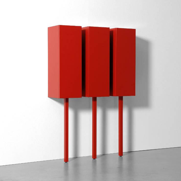 STICKS:  Multimedia ruimte door Studio Gerard de Hoop