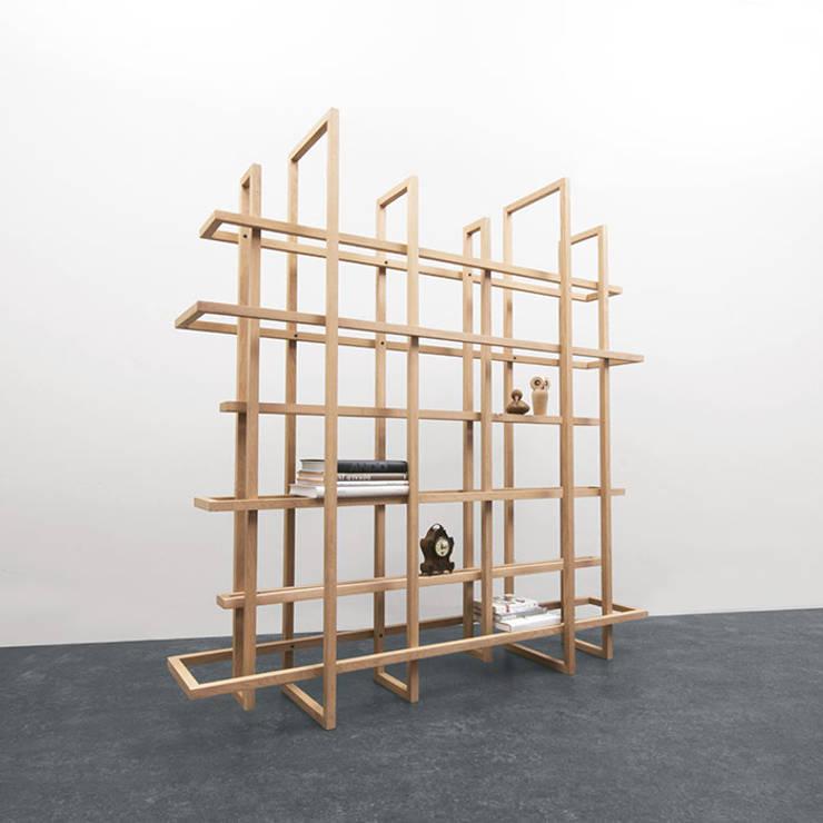FRAMES 2.0:   door Studio Gerard de Hoop , Scandinavisch Hout Hout