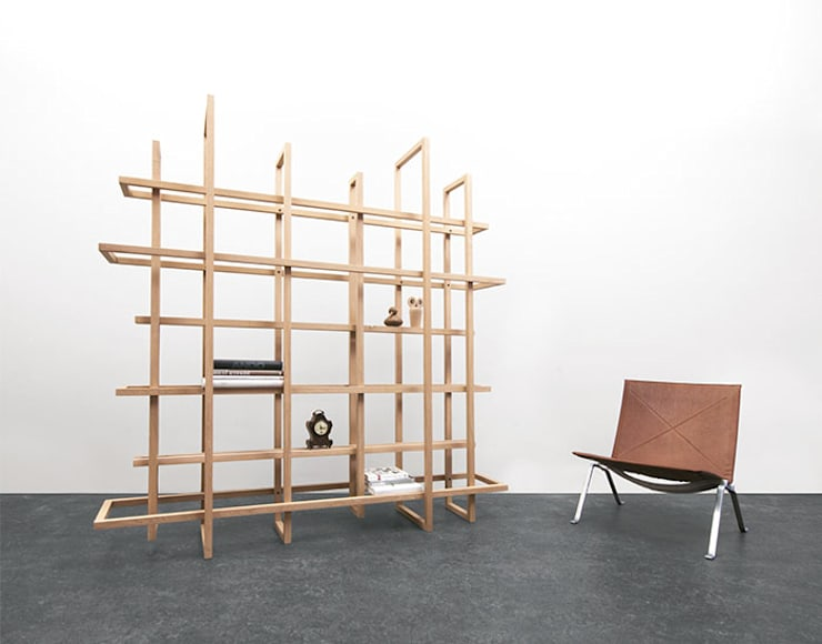 FRAMES 2.0: modern  door Studio Gerard de Hoop , Modern Hout Hout