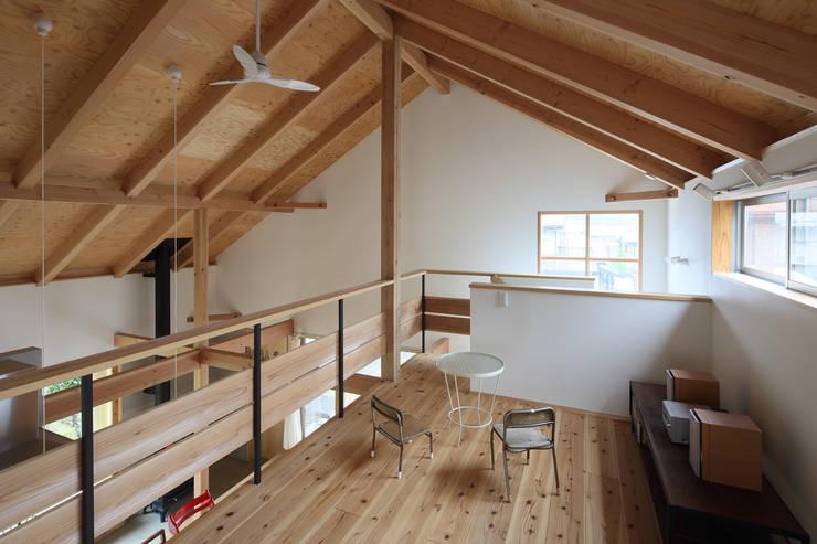 田中町の家 / House in tanaka-cyo: アトリエセッテン一級建築士事務所が手掛けた子供部屋です。