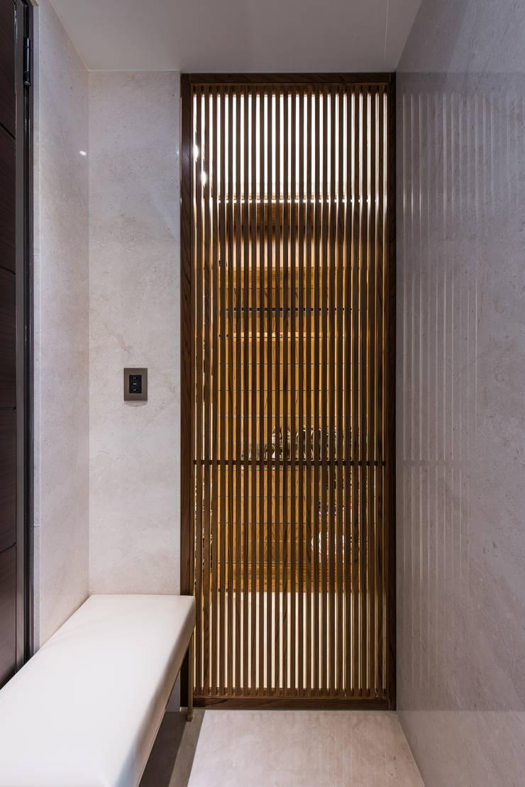 NO.25 C宅:  窗 by 汎羽空間設計