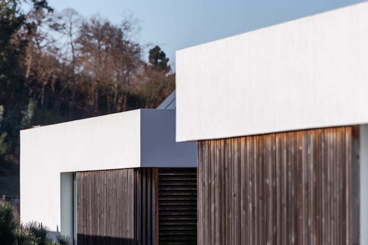 Casas modernas por homify
