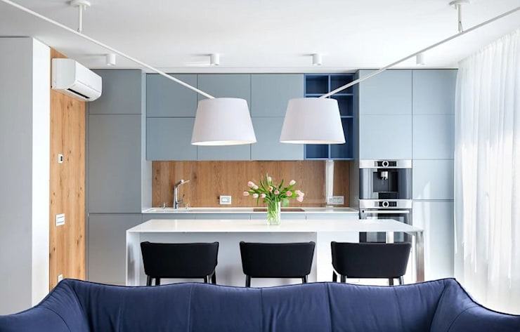 scandinavian Kitchen by U-Style design studio