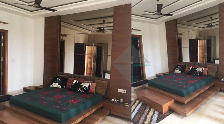 KIRTI BHAWAN:  Bedroom by APT Designs