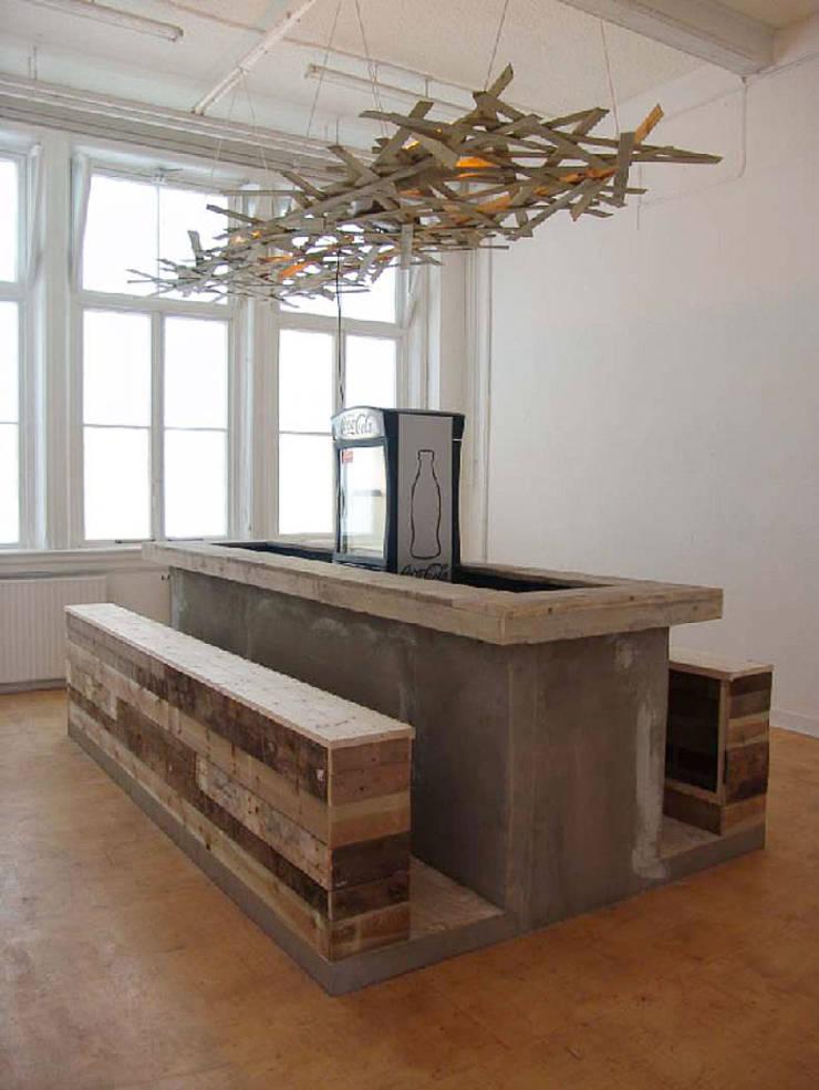 3PLEX:  Bars & clubs door Huting & De Hoop
