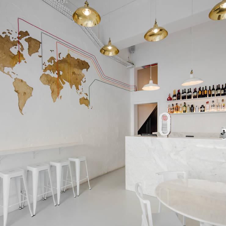 Restaurants de style  par FMO ARCHITECTURE,