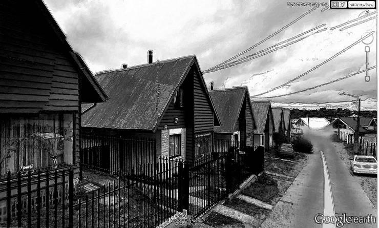 Barrio Tipo:  de estilo  por GerSS Arquitectos